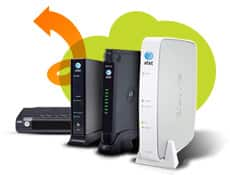 DSL High Speed Internet devices