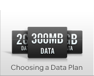 Choosing a Data Plan