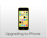 Upgrading to iPhone 5