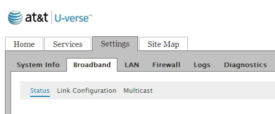 The Firewall sub-tab follows the LAN sub-tab