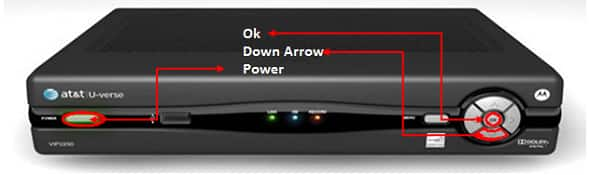 Restore Your U-verse TV DVR Without Deleting Your Recordings