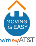 Moving is easy with AT&T