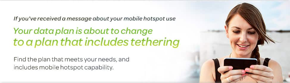 Tethering – Using your device as a mobile hotspot – AT&T