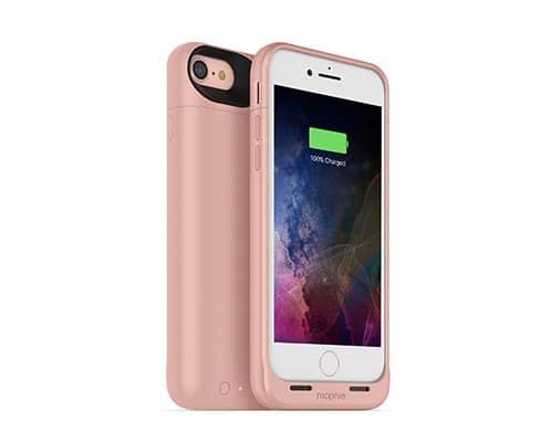 release date 91fbb a0b70 mophie Juice Pack Air Charging Case - iPhone 7/8