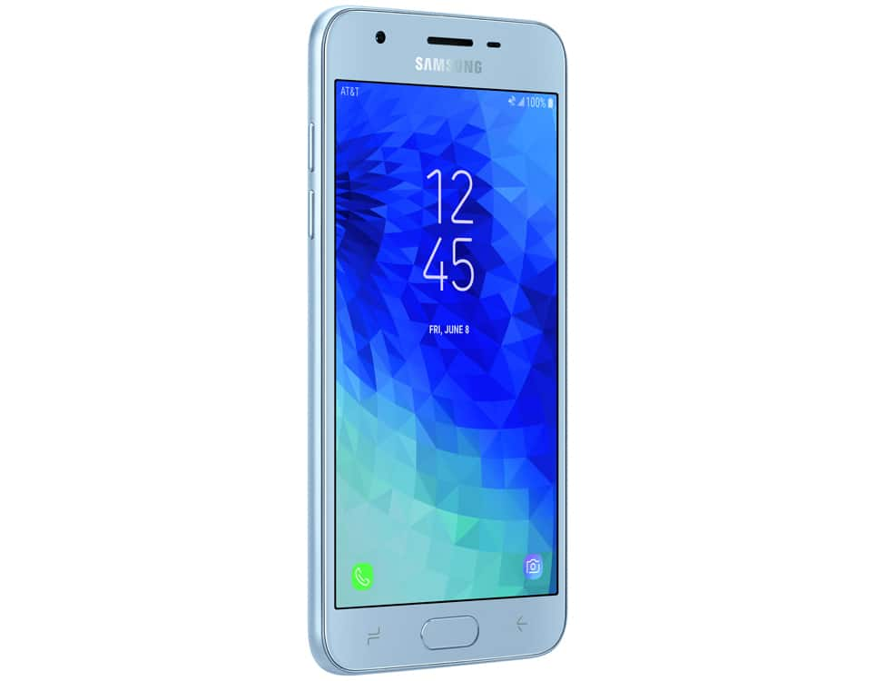 Samsung Galaxy J3 (2018) - Price, Features and Specs - AT&T