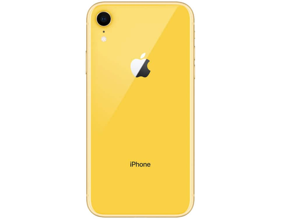 Apple Iphone Xr 64 Gb In Black At T