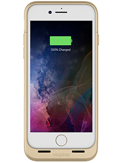 mophie Juice Pack AIR Gold Charging Case - iPhone 7