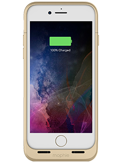 mophie Juice Pack Air Gold Charging Case - iPhone 7 Plus