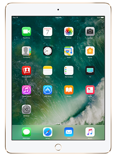 Apple iPad - 32GB - Gold