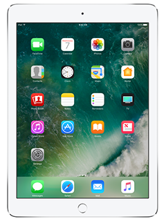 Apple iPad - 32GB - Silver