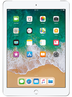 Apple iPad 9.7-inch (6th generation) - 32GB - Silver (AT&T Certified Restored)