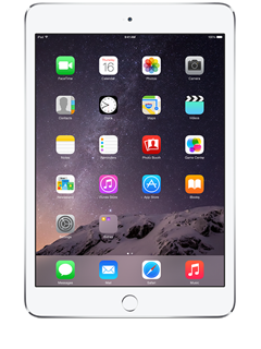 Apple iPad mini 3 - 16GB - Silver