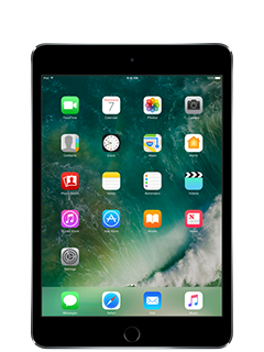 Apple iPad mini 4 - 128GB - Space Gray