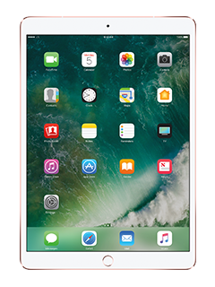 Apple iPad Pro 10.5-inch - 64GB - Rose Gold