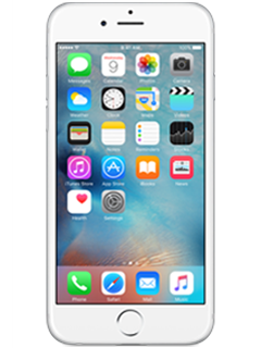 Apple iPhone 6 - 16GB - Silver (AT&T Certified Restored)