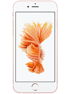 Apple iPhone 6s - 16GB - Rose Gold (AT&T Certified Restored)