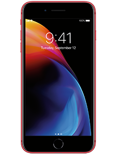 Apple iPhone 8 Plus - 64GB - PRODUCT RED
