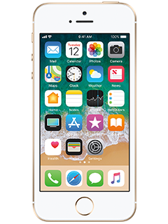 Apple iPhone SE - 64GB - Gold (AT&T Certified Pre-Owned)
