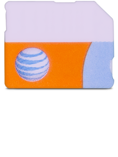 AT&T SIM Card for iPhone 8, 8 Plus