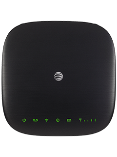 AT&T Wireless Internet - Paramount Black