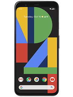 Google Pixel 4 - 128GB - Just Black