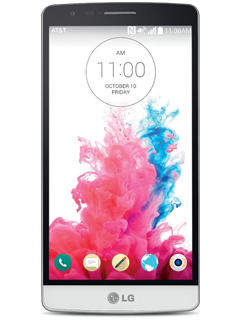 LG G3 Vigor - Silk White (Certified Restored)