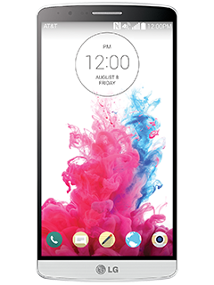 LG G3 - Silk White (Certified Pre-Owned)