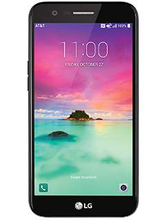LG K20 - AT&T PREPAID (AT&T Certified Restored)