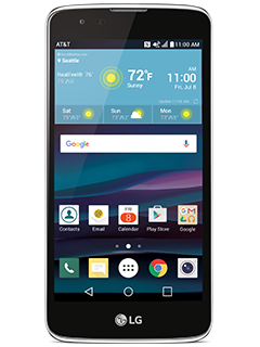 LG Phoenix 2 GoPhone (Certified Restored) - Black