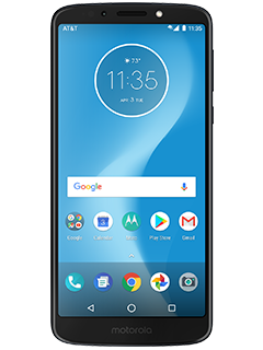 moto g play 6th Gen - AT&T PREPAID - (AT&T Certified Restored) - Deep Indigo