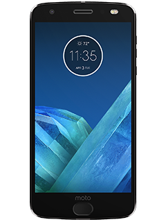 Moto Z2 Force Edition - Super Black