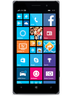 Nokia Lumia 830 - Matte Black (Certified Restored)