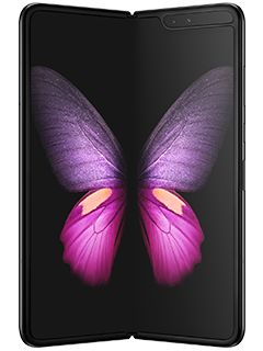 Samsung Galaxy Fold - 512GB  - Cosmos Black