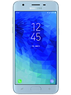 Samsung Galaxy J3 (2018) (AT&T Certified Restored) - Silver