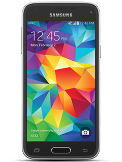 Samsung Galaxy S 5 mini - Charcoal Black (Certified Restored)