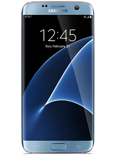 Samsung Galaxy S7 edge - Blue Coral