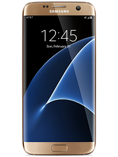 Samsung Galaxy S7 edge - Gold Platinum