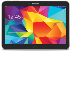 Samsung Galaxy Tab 4  - Black (AT&T Certified Restored)