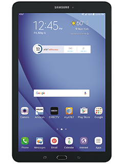 Samsung Galaxy Tab E (AT&T Certified Restored)