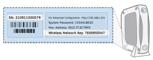how to change wifi password 2wire mts