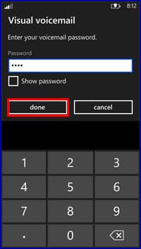 Setup Visual Voicemail Vvm With The Nokia Lumia 920 At