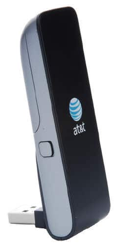 Device Specifications of the AT&T USBConnect Force 4G (E368