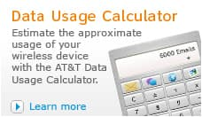 Data Usage Calculator