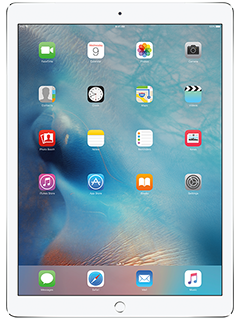 Apple iPad Pro - 128GB - Silver
