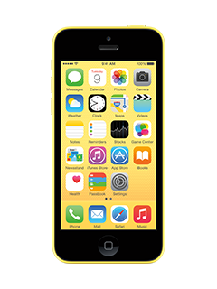 Apple iPhone 5c - 8GB - Yellow (Certified Like-New)