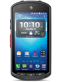 Kyocera DuraForce GoPhone - Black