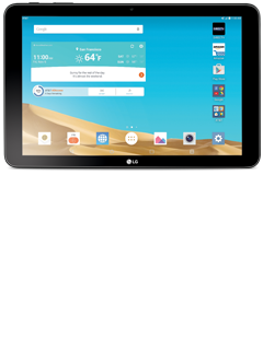 LG G Pad X 10.1 (Certified Like-New) - Brilliant Bronze
