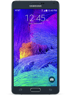 Samsung Galaxy Note 4 - Charcoal Black
