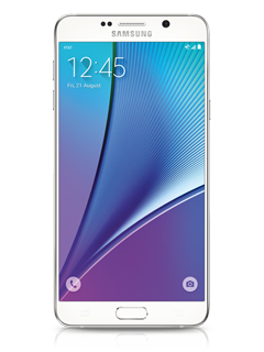 Samsung Galaxy Note5 - 32GB - White Pearl (Certified Restored)
