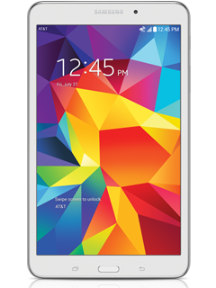 Samsung Galaxy Tab 4 8.0 - White (Certified Restored)